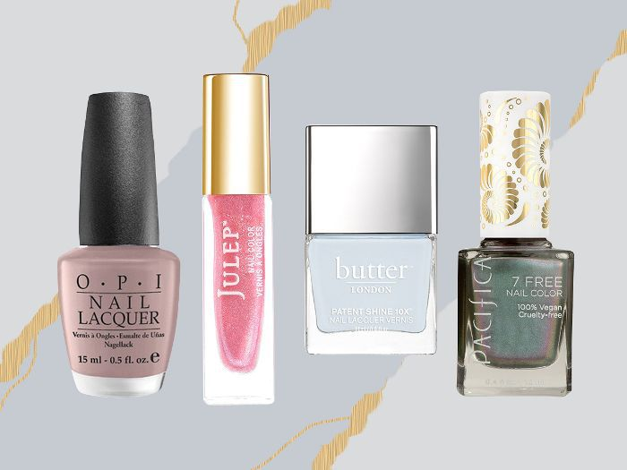 Found: The 10 Best Quick-Dry Nail Polishes
